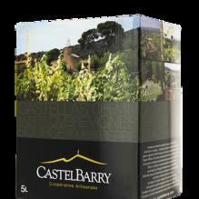 BIB Castelbarry rouge 5L neutre