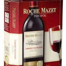 Roche Mazet BIB 3 L - Cabernet Sauvignon
