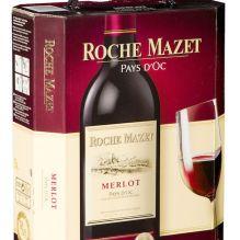 Roche Mazet BIB 3 L - Merlot