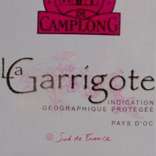 garrigote-camplong rosé