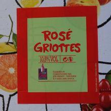 rosé griotte