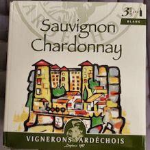 Sauvignon chardonnay